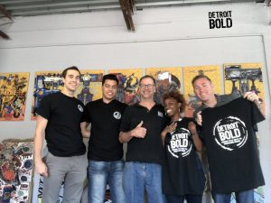 picture of karma jack digital marketing and detroit bold coffee company owner