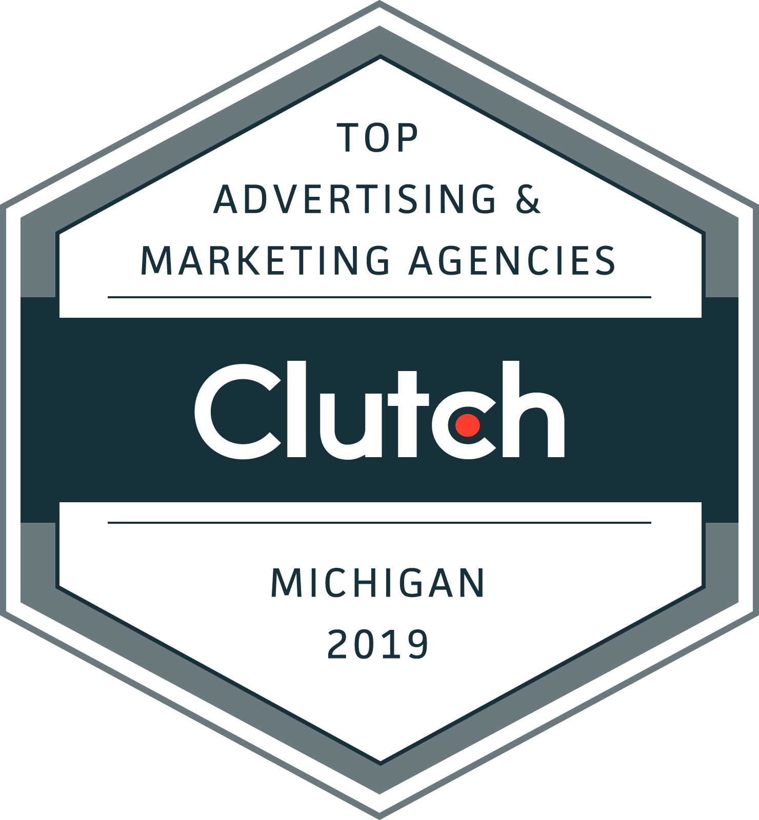 KARMA jack digital marketing named top marketing and advertising agency award, Michigan marketing company, advertising, social media