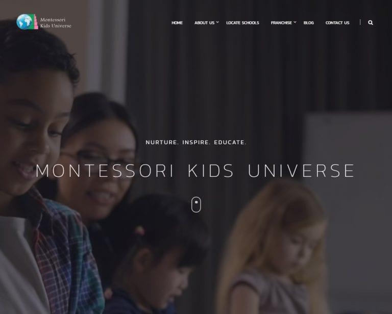 montessori franchise website pic