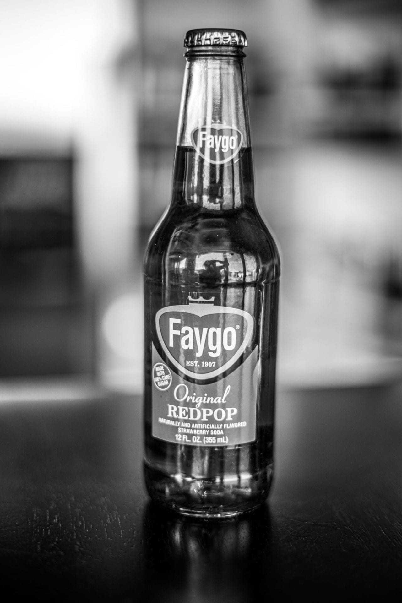 Photo of Faygo - Detroit Photography