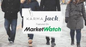 MarketWatch features KARMA jack digital marketing article