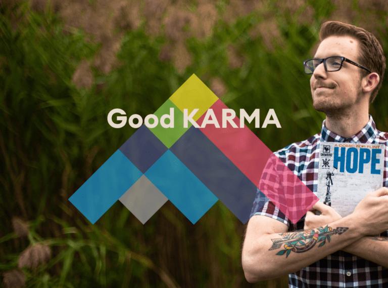 Good KARMA donation to SBEV